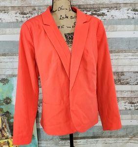 Worthington Modern Fit Blazer Orange 3X